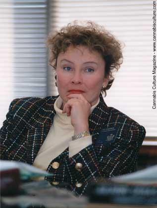 Dr Melanie Dreher