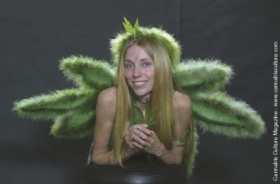 Rene Bojee: cannabis angel