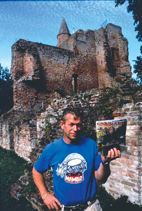 Nol at the Castle