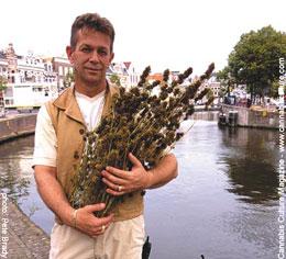 Nol Van Schaik: last seen heading for Spain