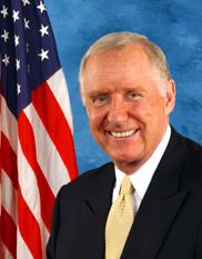 Indiana Congressman Dan Burton
