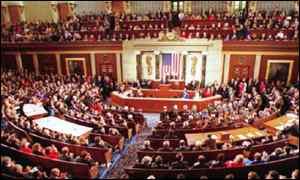 U.S. Congress in session