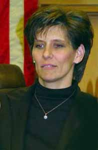 336th District Judge Lauri Blake