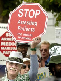 More attacks on medicinal marijuana users