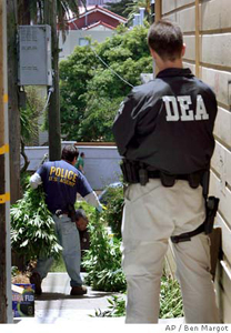 The DEA is on a reefer-madness rampage