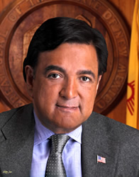 New Mexico Governor Bill Richardson