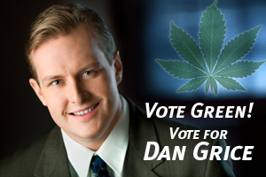 CC Magazine supports Dan Grice for the Greens!