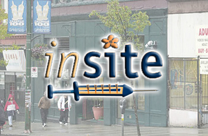 InSite operates near East Hastings and Main street