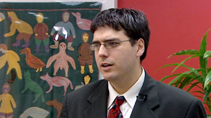 Kirk Tousaw, lawyer and former NDP candidate