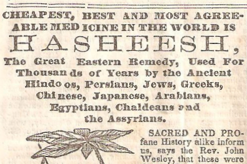 a brief history of cannabis legalization in the usa cannabis tinctures are common in american pharmacies the introduction aspirin takes over the market for cannabis tinctures