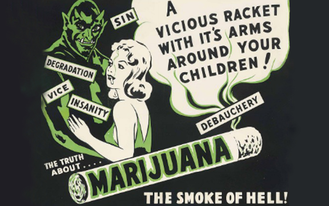 Some Parents Are Apt To Attribute Their Childrens Problems Marijuanas Malevolent Influence The Adult Temptation Blame Weed Is Reinforced By