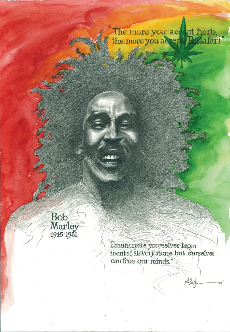 Rastafari The Secret History Of The Marijuana Religion Pot Tv