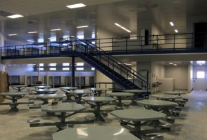 D. Ray James Correctional: An interior shot from the website that did the prison upgrades
