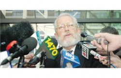 Canadian Lawyer John Conroy
