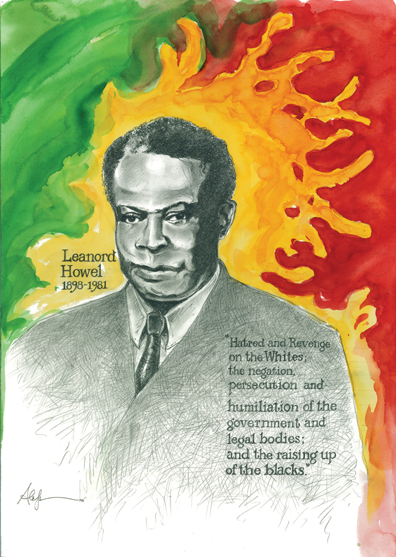 In Less Than One Year Of Going From Village To Village In The Eastern Parts  Of Jamaica, Howell Had Become A Passionate And Influential Speaker