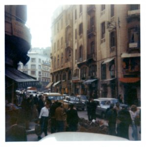 Streets of Beirut