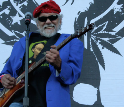 Tommy Chong as Blind Melon Chitlin jams