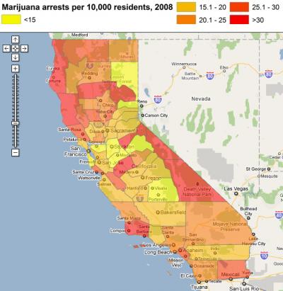 Interactive California Pot Bust Map | Pot TV on california territory map, redding california map, print california map, typography california map, graphic design california map, california weather map, calif state map, funny california map, california state map, california highway map, fun california map, education california map, interstate 5 california map, animated california map, travel california map, all of california cities map, creative california map, california federal judicial map, california courts map,