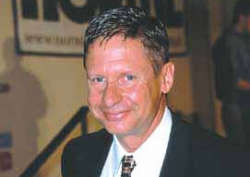 Former New Mexico Governor Gary Johnson thinks the biggest problem with marijuana is that it is illegal.