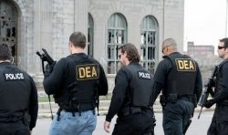 DEA Agents featured on the Spike TV show DEA.