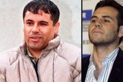 """Joaquin Guzman-Loera, aka """"El Chapo,"""" and Jesus Vicente Zambada Niebla (photo: AP/Reuters)"""