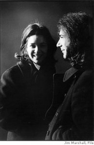 Mountain Girl with Jerry Garcia.