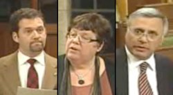 In a show of cross-party support rarely seen in the House, MPs Scott Reid (Conservative), Libby Davies (NDP), and Ujjal Dosanjh (Liberal) stood in succession and asked Conservative Justice Minister Rob Nicholson to refuse to sign extradition orders sending Emery, a Vancouver entrepreneur and well-known activist, to the United States for a 5-year prison term.
