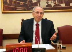 Greek Justice Minister Miltiadis Papaioannou