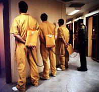 Prison gangs work hand in hand with drug cartels. (Photo: California Department of Corrections)