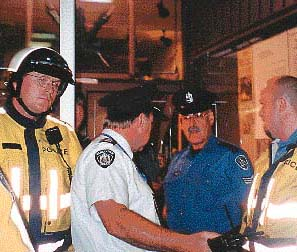 Vancouver police raid Hemp BC in 1998
