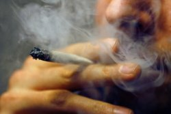 The Canadian government is concerned about the issue of smoking medical marijuana in public.