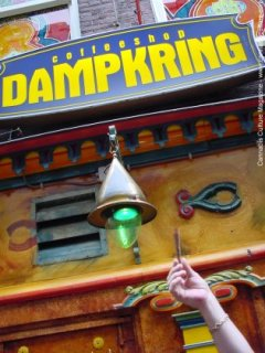 The Dampkring store front
