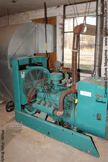 Generator used by BC Hardcore