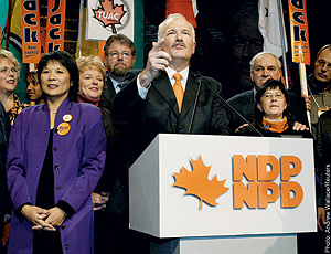 Jack Layton is our beacon of hope