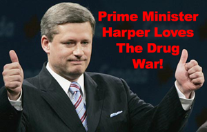 Prime Minister Harper Wishes He Was George W Bush