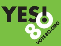 Vote YES on Measure 80 in Oregon!