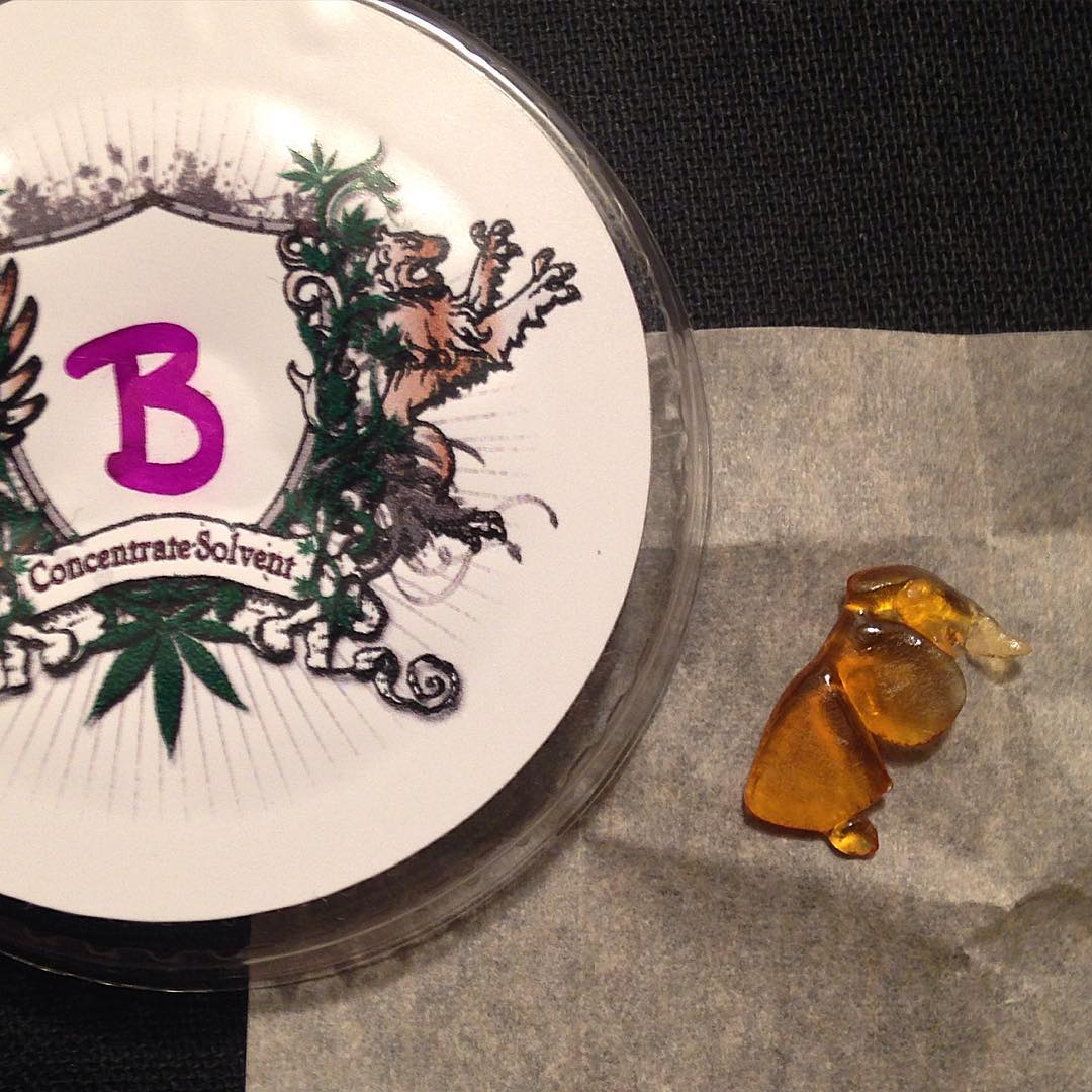 Solvent Concentrate B  The PrairieCup
