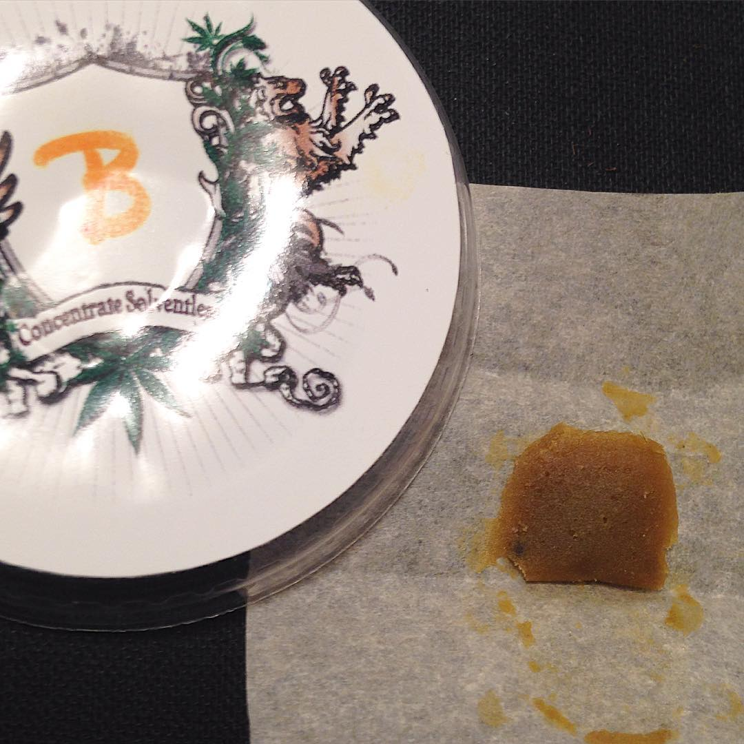 Solventless Concentrate B  The PrairieCup