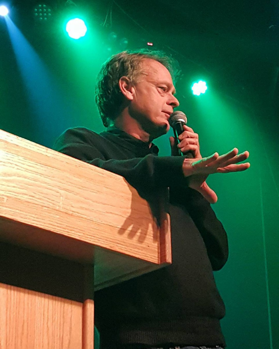 marcscottemery speaks at the Prairie Medicinal Harvest Cup! WwwpotTV tohellip