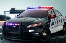 Ford-Taurus-Police-Car