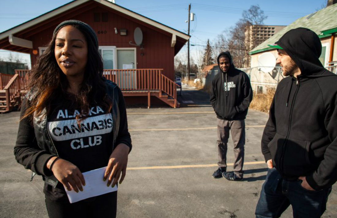 Alaska Cannabis Club raid 01