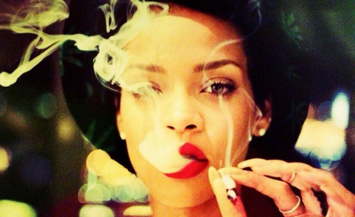 Rhianna Marijuana