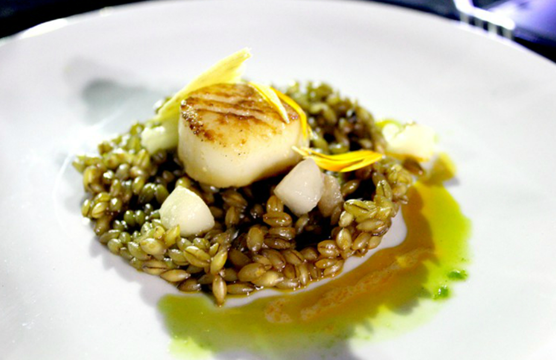 herbal-chef-weed-dinner-scallops