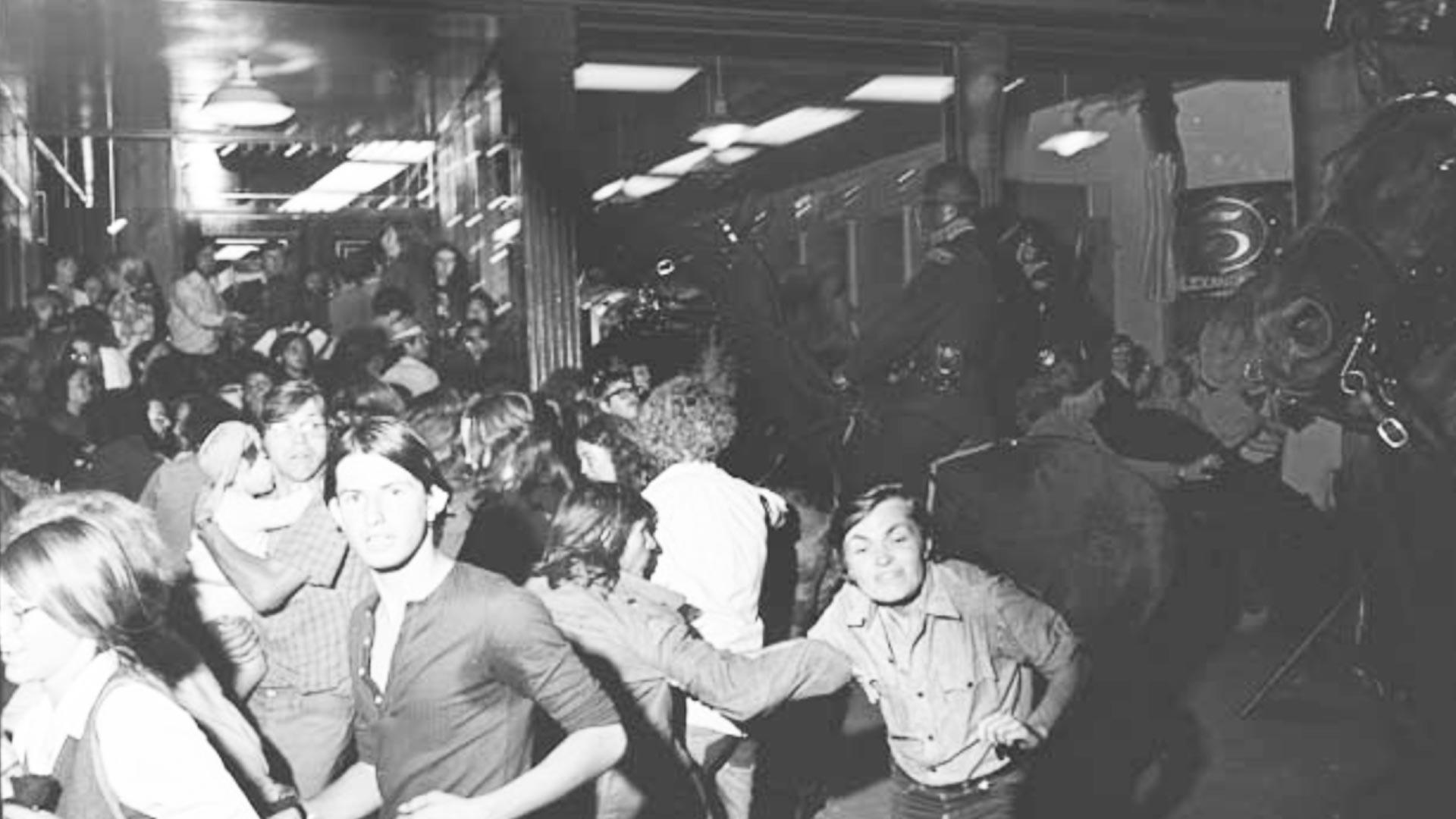Grasstown Riots