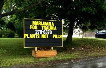 marijuana-for-trauma-sign