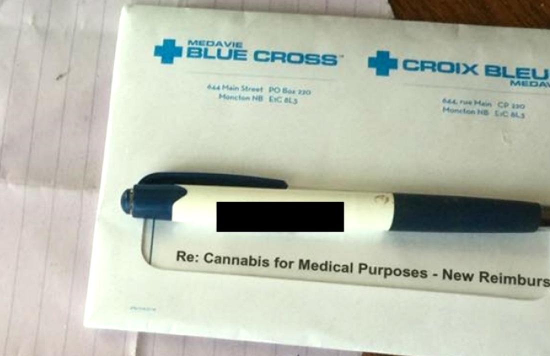 blue-cross-letter-cannabis-for-medical-purposes