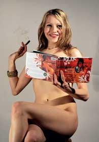 """Rhiannon Rose reads """"Naked Girls Smoking Weed"""""""