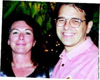 Hemp Activists Debbie Moore and Chris Conrad