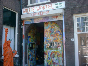 Willie Wortel Coffeeshop