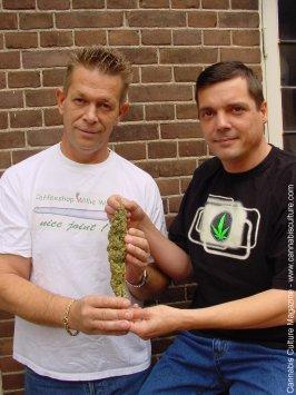 Nol Van Schaik and Colin Davies